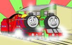 Shocked Small Engines by Dan-the-Countdowner