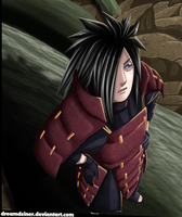 Uchiha Madara, The legend by DrEaMdSiNeR