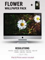 Flower Wallpaper Pack by aerolive