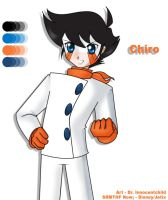 CHIRO -Another style by Dr-Innocentchild