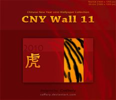 CNY Wall 11 by Caffery