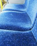 Brilliant Blue Seats by Altitudes-Butterfly
