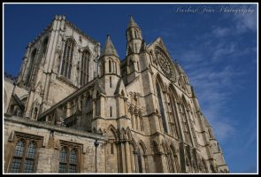 York Minster II by DarkestFear