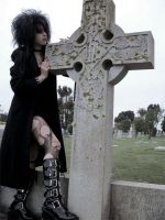 cemetery slut 11 by bloodstainnightmare