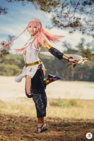 FEA: Olivia, the Shrinking Violet by AngelsArcher