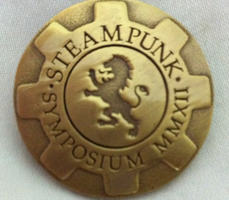 Steampunk Symposium 2012 Pin by ThePromethean