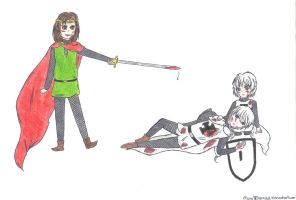 aph: Battle of Grunwald (practice) by LoveEmerald