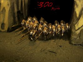 300 Rippers by tyrantwache