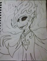 THE KING OF GHOULS IS HEEEREEE by BloodxJester