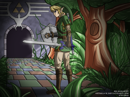 The Legend of Zelda by Seterace