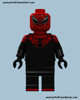 Lego Superior Spider-man by seancantrell
