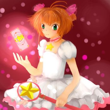 Card Captor Sakura by xsakuralix12