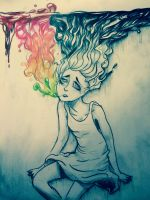 drown by Kazia-Kat