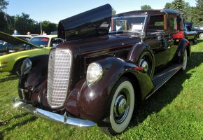 (1937) Lincoln Model K V12 by auroraTerra