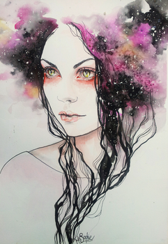 Inspiration by MsSophieArt