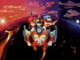 TTGL The First Step by EZT