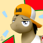 Rapping Doctor Hooves by humbertomena