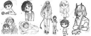 roleplay illustration 2012. 10. 01. by Keed-Kat