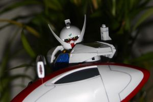 gundam model by whateverman1579