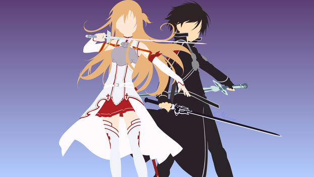 Anime minimalist and vector favourites by for Minimal art online