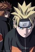 Naruto and Pain   Anger and Answer's by Akira-12
