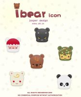 Ibear icon by liuyufei