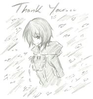 Xion - Thank You Forever.... by FermonsNosYeux