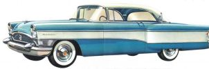 age of chrome and fins : 1956 Packard by Peterhoff3