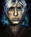 Dragon Age II - Fenris by xxxchrome