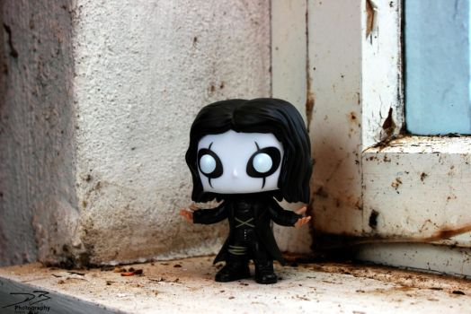 The Crow by DB81