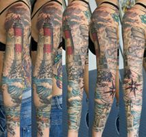 arm project by graynd
