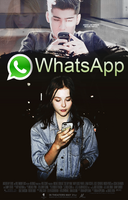 Whatsapp Book Cover by lariaragao