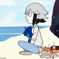 (Steven Universe OC) Please come back by HikumiRin