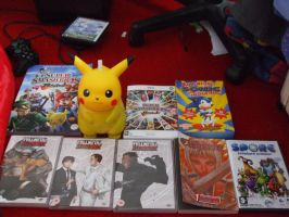 June 08 - what i got in UK by AuraGuardianHadou