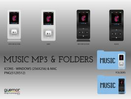 Music MP3 and Folders by guemor