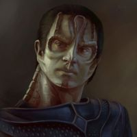 Star Trek. Gul Dukat by Alex-JD-Black
