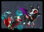 Moonshadowwolf's Chibis by Shivita