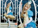 Royal Ruffles by AngelaClaytonCosplay