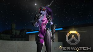 Overwatch - Widowmaker (Old) by DarknessRingoGallery