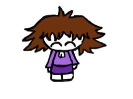 Depressed-Bored Chibi Girl by VeggieFiend on DeviantArt