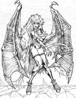 I'thilia Uncolored (2013) by LAN0RA