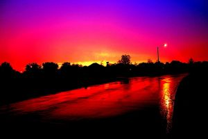 Sunset After Rain 1 by moonlightrose44