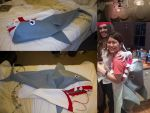 JAWS Party Costume by GemmaSuen