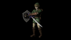 Project M movie: Twilight Princess Link Pose 1 by Gamercorp100