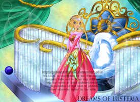 Dreams of Lusteria: Queen Elyon by Galistar07water