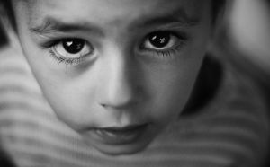 .in a child's eyes by florit