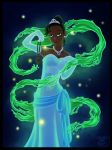 Princess Tiana by Silverwingfox