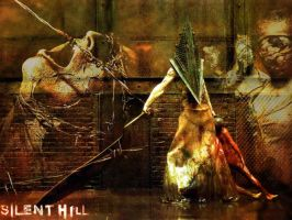 silent hill by D4RK-NINJ4