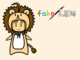 fake-Lion by SerLinkzero