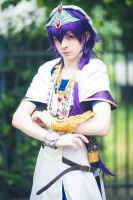Sinbad the King of Sindria-Magi labyrinth of magic by Feeracie